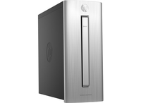 HP ENVY 750-100NL 3.4GHz i7-6700 Scrivania Metallico PC
