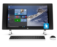 "HP ENVY 24-n050nz 2.2GHz i5-6400T 23.8"" 2560 x 1440Pixel Touch screen Bianco PC All-in-one"