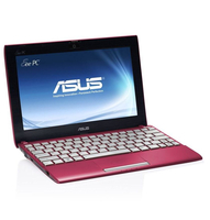 "ASUS Eee PC R052CE-PIK001S 1.86GHz N2800 10.1"" 1024 x 600Pixel Rosso Netbook"