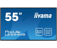 "iiyama Prolite LE5540S-B1 Digital signage flat panel 55"" LED Full HD Nero"
