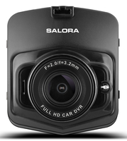 Salora CDC1300FD Full HD Nero dash cam