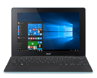 "Acer Aspire Switch 10 E SW3-013-14G6 1.33GHz Z3735G 10.1"" 1280 x 800Pixel Touch screen Turchese, Nero Ibrido (2 in 1)"