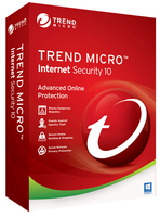 Trend Micro Internet Security 10 1anno/i Tedesca