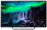 "Sony KD49X8005C 49"" 4K Ultra HD Smart TV Wi-Fi Nero LED TV"