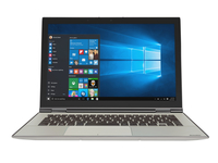 "Toshiba Satellite Radius 12 P20W-C-10H 2.5GHz i7-6500U 12.5"" 3840 x 2160Pixel Touch screen Alluminio, Oro Ibrido (2 in 1)"