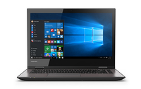 "Toshiba Satellite Radius 14 L40W-C-10H 2.2GHz i5-5200U 14"" 1366 x 768Pixel Touch screen Nero Ibrido (2 in 1)"