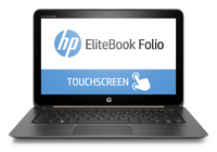 "HP EliteBook Folio 1020 G1 Bang & Olufsen Limited Edition + UltraSlim Docking Station 1.2GHz M-5Y71 12.5"" 2560 x 1440Pixel Touch screen Argento Computer portatile"