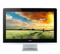 "Acer Aspire Z3-710 2GHz i5-4590T 23.8"" 1920 x 1080Pixel Touch screen Nero, Argento PC All-in-one"