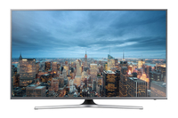 "Samsung UE55JU6870U 55"" 4K Ultra HD Smart TV Wi-Fi Nero, Argento LED TV"