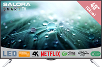 "Salora 48UHL9102CS 48"" 4K Ultra HD Smart TV Nero LED TV"