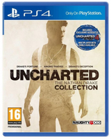 Sony Uncharted: The Nathan Drake Collection Collezione PlayStation 4 Multilingua videogioco