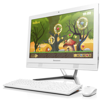 "Lenovo IdeaCentre C40-30 2.2GHz i5-5200U 21.5"" 1920 x 1080Pixel Bianco PC All-in-one"