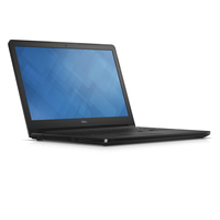"DELL Inspiron 15 2.1GHz i3-5015U 15.6"" 1366 x 768Pixel Touch screen Nero Computer portatile"