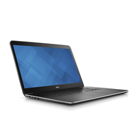 "DELL XPS 15 2.3GHz i7-4712HQ 15.6"" 3840 x 2160Pixel Touch screen Nero, Argento Computer portatile"