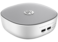 HP Pavilion 300-230ng 2GHz i3-5005U Bianco Mini PC