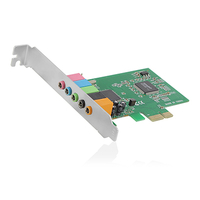 Ewent EW3760 Interno 5.1channels PCI-E scheda audio