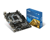 MSI MOTHERBOARD H110M PRO-VD DDR4