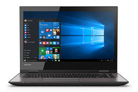 "Toshiba Satellite Radius 14 L40W-C-115 2.1GHz i3-5015U 14"" 1366 x 768Pixel Touch screen Antracite Ibrido (2 in 1)"