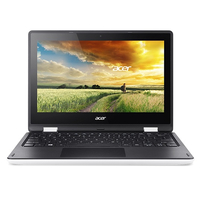 "Acer Aspire R 11 R3-131T-C4JA 1.6GHz N3050 11.6"" 1366 x 768Pixel Touch screen Nero, Bianco Ibrido (2 in 1)"