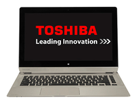 "Toshiba Satellite P30W-B-00W 1.7GHz i5-4210U 13.3"" 1920 x 1080Pixel Touch screen Argento Ibrido (2 in 1)"