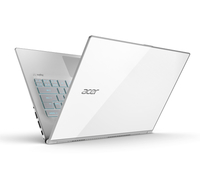 "Acer Aspire S7-393-55208G25ews 2.2GHz i5-5200U 13.3"" 1920 x 1080Pixel Touch screen Bianco Computer portatile"