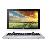 "Acer Aspire Switch 11 SW5-111-17T2 1.33GHz Z3745 11.6"" 1366 x 768Pixel Touch screen Argento Ibrido (2 in 1)"