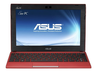 "ASUS Eee PC R052C-RED001S 1.86GHz N2800 10.1"" 1024 x 600Pixel Touch screen Nero Netbook"