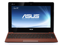 "ASUS Eee PC R11CX-RED002S 1.6GHz N2600 10.1"" 1024 x 600Pixel Rosso Netbook"
