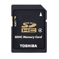 Toshiba HIGH SPEED M102 16GB 16GB MicroSDHC Classe 4 memoria flash