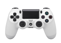 Sony DualShock 4 Gamepad PlayStation 4 Nero, Bianco