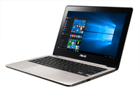 "ASUS Transformer Book Flip TP200SA-FV0131T 1.6GHz N3700 11.6"" 1366 x 768Pixel Touch screen Oro Ibrido (2 in 1) notebook/portatile"