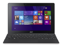 "Acer Aspire Switch 10 E SW3-013-1250 1.33GHz Z3735F 10.1"" 1280 x 800Pixel Touch screen Nero, Bianco Ibrido (2 in 1)"