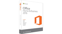 DELL Microsoft Office Home & Business 2016, 1 PC 1utente(i)