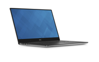 "DELL XPS 15 2.6GHz I7-6700HQ 15.6"" 3840 x 2160Pixel Touch screen Nero, Argento Computer portatile"