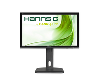 "Hannspree Hanns.G HP 245 HJB 23.8"" Full HD HS-IPS Nero monitor piatto per PC"