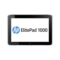 HP ElitePad 1000 G2 64GB Nero, Argento tablet