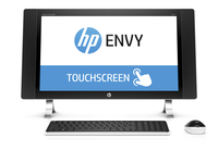 "HP ENVY 27-p021 2.2GHz i5-6400T 27"" Touch screen Nero, Bianco PC All-in-one"