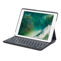 Logitech Canvas Bluetooth Pan Nordic Nero tastiera per dispositivo mobile