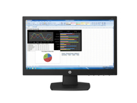 "HP V222 21.5"" Full HD TN Opaco Nero monitor piatto per PC"