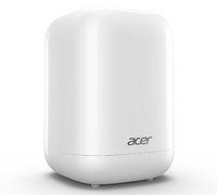 Acer Revo One 1.7GHz i3-4005U PC di dimensione 1,9L Bianco Mini PC