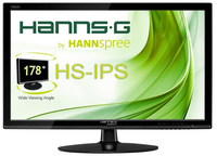 "Hannspree Hanns.G HS 245 HPB 23.8"" Full HD HS-IPS Opaco Nero monitor piatto per PC"