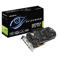 Gigabyte GV-N960G1 GAMING-4GD GeForce GTX 960 4GB GDDR5