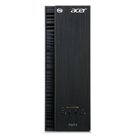 Acer Aspire XC-704 1.6GHz N3050 Scrivania Nero PC