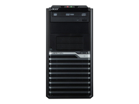 Acer Veriton M4630G 3.4GHz i3-4130 Mini Tower Nero PC