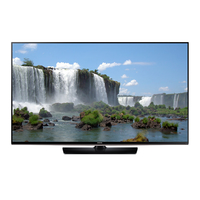 "Samsung UE50J6100AW 50"" Full HD Nero LED TV"