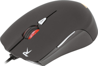 GAMDIAS OUREA OPTICAL-GMS5500 USB Ottico 2500DPI Ambidestro Nero mouse