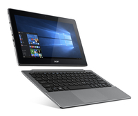 "Acer Aspire Switch 11 SW5-173-668G 0.8GHz M-5Y10c 11.6"" 1920 x 1080Pixel Touch screen Nero, Argento Ibrido (2 in 1)"