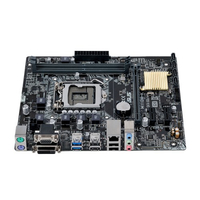 MOTHERBOARD 1151 H110M-K ALLINONE ASUS PN:90MB0PH0-M0EAY0 6th Gen