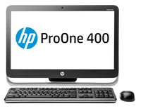 "HP ProOne 400 G2 3.7GHz i3-6100 20"" 1600 x 900Pixel Touch screen"