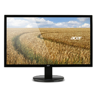 "Acer K2 K272HULA 27"" Wide Quad HD IPS Nero monitor piatto per PC"